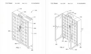 Patent: Smart Cabinet 3
